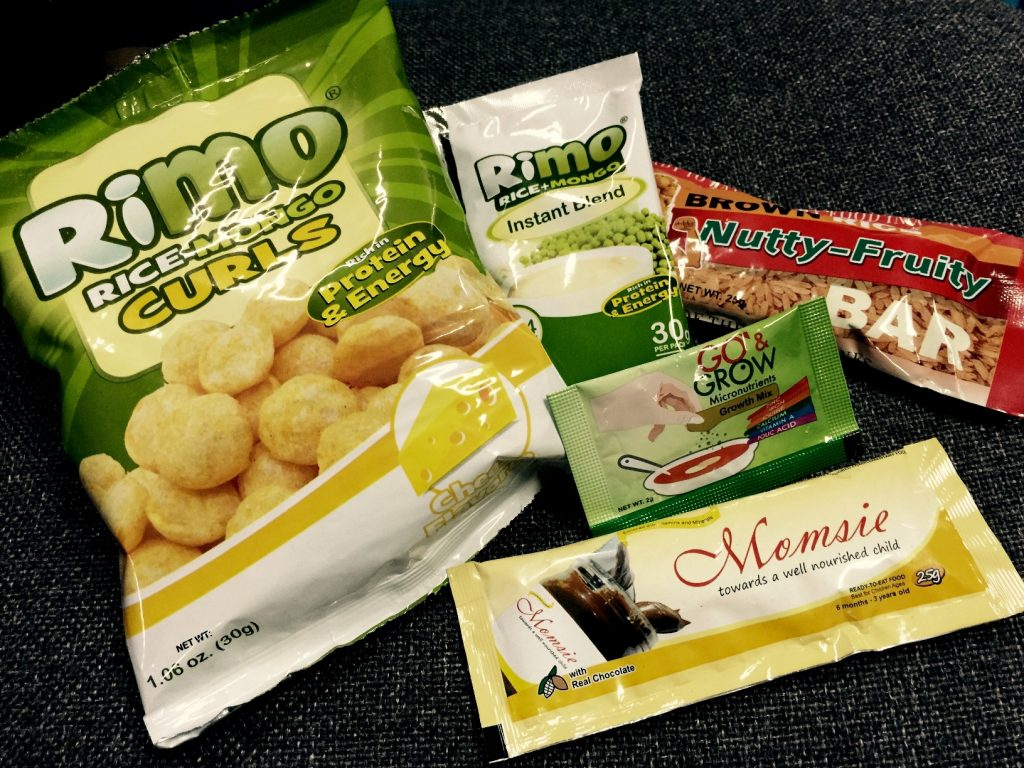 complimentary food blends