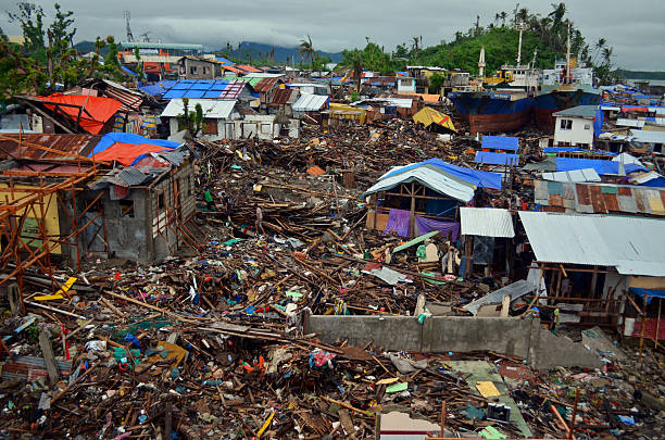 Empowering Disaster-ill Philippines with More Timely Relief Supplies