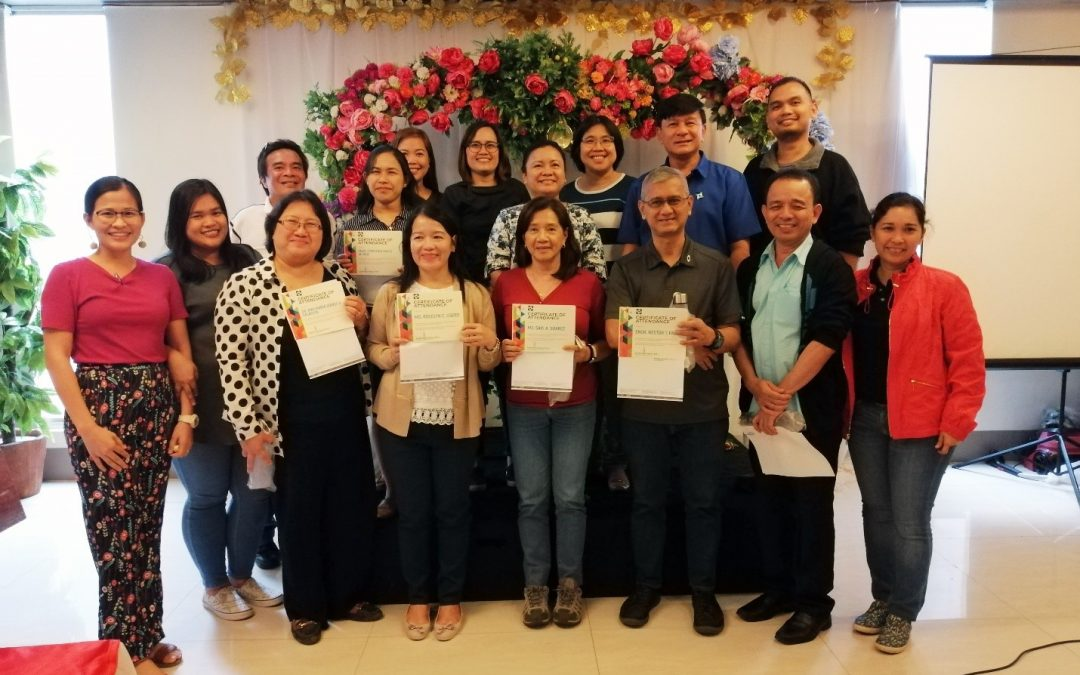DOST VI conducts orientation and implementation review for consultants